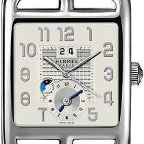Hermès Cape Cod GMT Automatic Large TGM 038713WW00