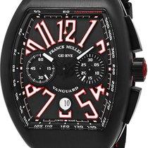 Franck Muller Vanguard Chronograph 45CCBLKBLKWHT