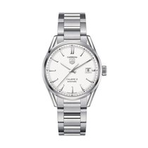 TAG Heuer Carrera 39mm Date Automatic Mens Watch Ref WAR211B.B...
