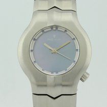 TAG Heuer Alter Ego Mother of Pearls Dial Quartz Steel Lady...