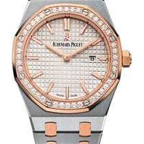Audemars Piguet Royal Oak Ladies Two Tone 33mm 67651SR.ZZ.1261...