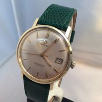 Omega Seamaster de Ville, men's wristwatch from the 1960s.