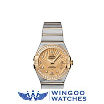 Omega - Constellation Co-Axial 27 MM Ref. 123.25.27.20.58.001