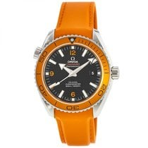 Omega Seamaster Planet Ocean  Stainless Steel Mens watch...