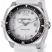 JeanRichard Aquascope Automatic Diamond watch List $3,300-