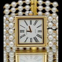 Chanel Mademoiselle Perl Watch - 18 Karat Gelbgold - Bj.: 1989...