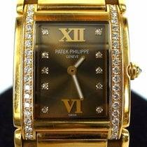 Patek Philippe Twenty-4 Rose Gold Diamonds Ref 4920R-001