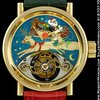Alain Silberstein Tourbillon Cloisonne Piece Unique