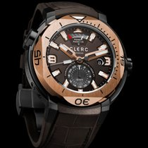Clerc Hydroscaph GMT Power Reserve Chronometer GMT-3.10R.3