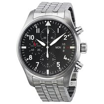 IWC Men's IW377704 Pilots Chronograph Automatic Watch