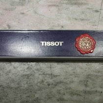 Tissot vintage watch box plastic grey and blu rare