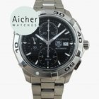 TAG Heuer Aquaracer Chronograph Automatic Black Dial 300m...