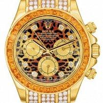 Rolex Daytona Cosmograph 40mm Yellow Gold 116598 SACO