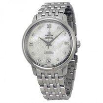 Omega Ladies 42410332055001 De Ville Prestige Watch