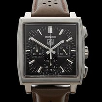 TAG Heuer Monaco Chronograph Stainless Steel Gents CW2111.FC6177