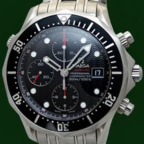 Omega Seamaster 300M Automatic Chrono Diver 41.5mm Box&Papers