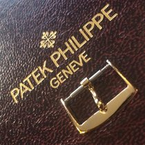 Patek Philippe 14mm and 16mm YELLOW GOLD BUCKLE Vintage