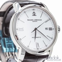 Baume & Mercier Classima XL 42mm Automatic Watch White...