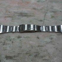 Zenith vintage steel bracelet mm 22 end link zr defy chrono model