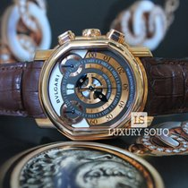 Bulgari Daniel Roth Papillon Chronograph Jumping Hours