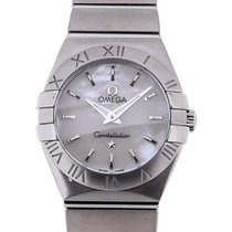 Omega Constellation 24 Quartz Steel