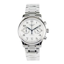 Longines Master Stainless Steel Silver Automatic L2.669.4.78.6
