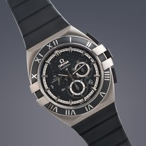 Omega Constellation Double Eagle 'Mission Hills World...