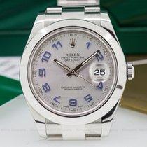 Rolex 116300 Datejust II SS Silver Dial (24859)