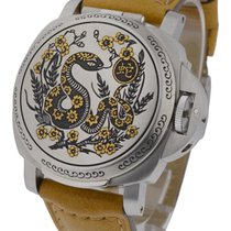 Panerai Special Editions 2013 Luminor Sealand Year of the Snake