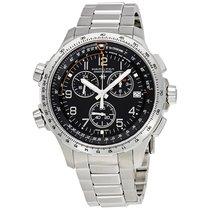 Hamilton Men's H77912135 Khaki Aviation X-Wind Chrono Watch