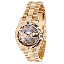 Rolex Datejust 179175 Women's Chronometer Watch in 18k...