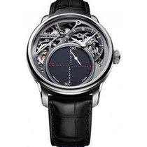 Maurice Lacroix MP6588-SS001-095 Masterpiece Seconde Mystarieu...