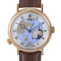 Breguet Classique Hora Mundi Automatic Men's 18K Rose Gold...