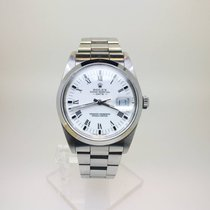 Rolex Oyster Perpetual Date Ref 15000 quickset Box / Papers