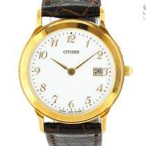 Citizen 18K Gold