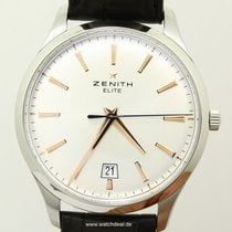 Zenith Captain Central Second inkl 19% MWST