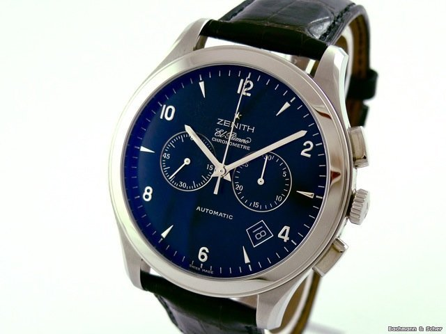 Zenith , EL Primero Chronometer Chronograph