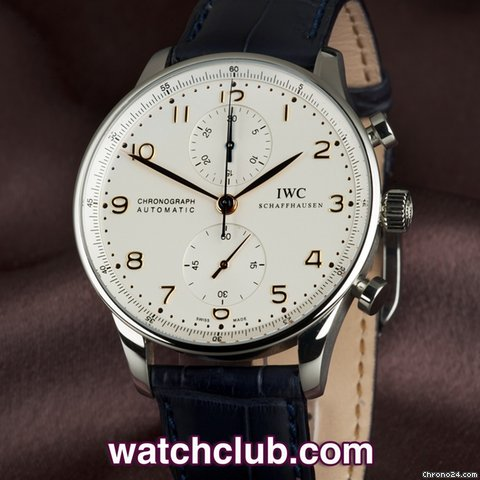 IWC Portuguese Chronograph - Under IWC Warranty [On Hold]