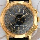 Patek Philippe 5070J Chronograph, Yellow Gold