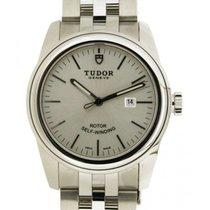 Tudor Glamour Date 53000 In Acciaio, 31mm