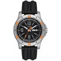 Traser H3 Extreme Sport mit schwarzem Silikonarmband P6602.85F...