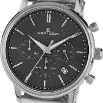 Jacques Lemans Nostalgie N-209Q Herrenchronograph Klassisch...