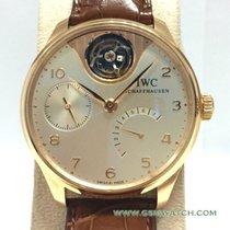 IWC Tourbillon Mystere Iw504202