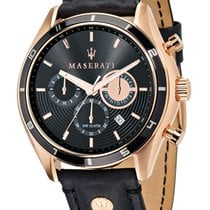 Maserati R8871624001 - SORPASSO - TIME ONLY - MAN - 46X48 mm
