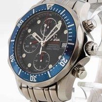 Omega Seamaster Professional Chronograph Stahl 22258000