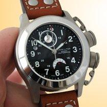 Hamilton Navy Frogman Chronograph Titanium