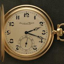 IWC International Watch Company Vintage 14K (0.585) 1918