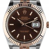 Rolex Datejust II Stahl Roségold Everose Automatik Jubilé...
