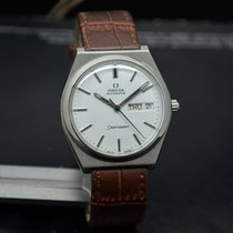 Omega SEAMASTER DAY-DATE VINTAGE AUTOMATIC SWISS WRISTWATCH