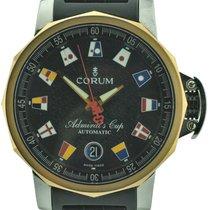 Corum Admirals Cup Stahl 750/18k Gold Automatik